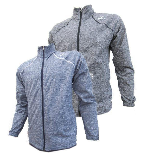 MIZUNO裏起毛 ジャージートレーニングジャケット