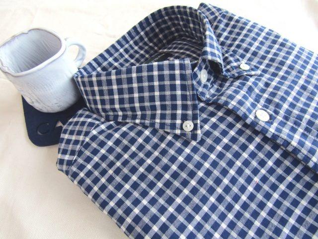 スコッチハウス/ボタンダウン/ギンガムチェックシャツS~LL50%OFF