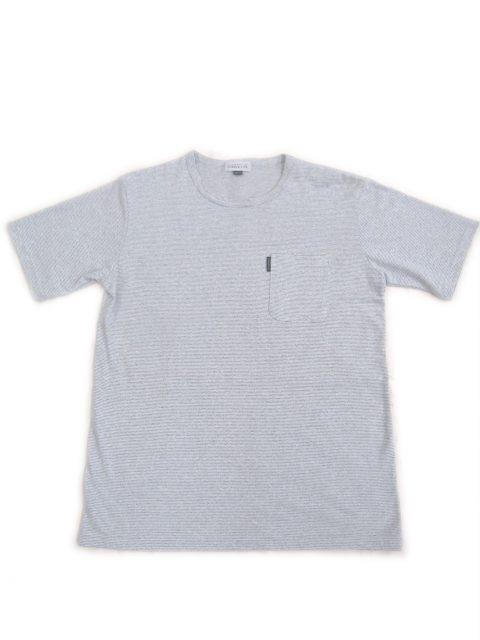 綿パイル/ベーシッククルーネックTシャツM~LL