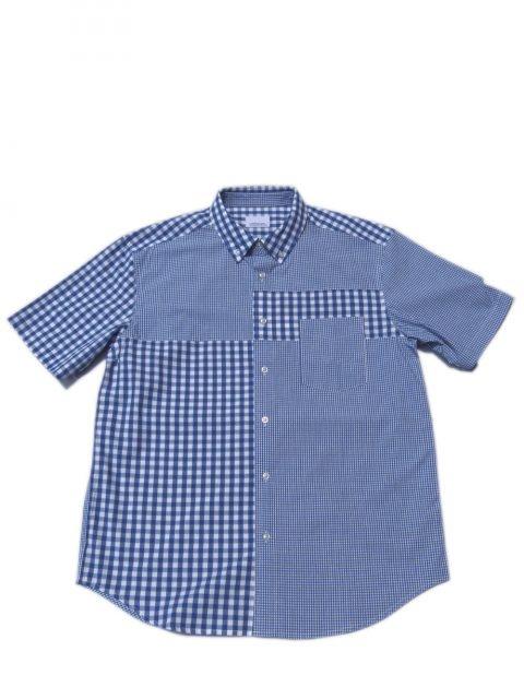 マルチ柄半袖シャツ